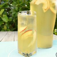 Apple and Ginger Cooler