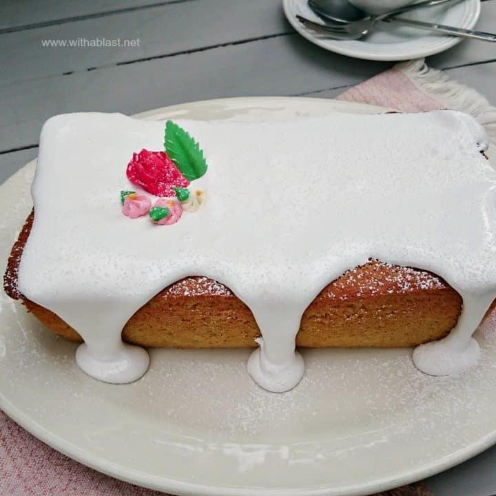 Divine Coconut Cake