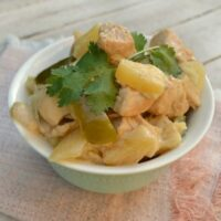 Slow-Cooker Tropical Chicken