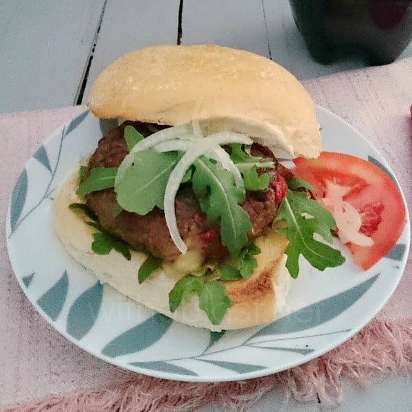 The Best Burger Pattie