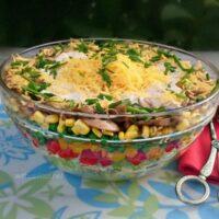 Best Layered Salad