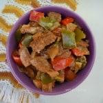 Paprika Beef Casserole (Slow-Cooker)