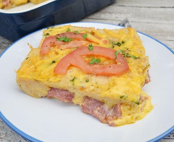 recipe: french toast with bacon and cheese [31]