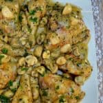 Herb And Mushroom Chicken