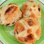 No-Yeast-Hot-Cross-Buns