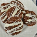 Gooey Drop Brownies