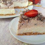 Oreo Chocolate Mousse Cheesecake
