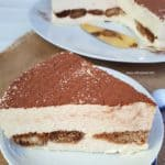 Tiramisu Cheesecake No-Bake