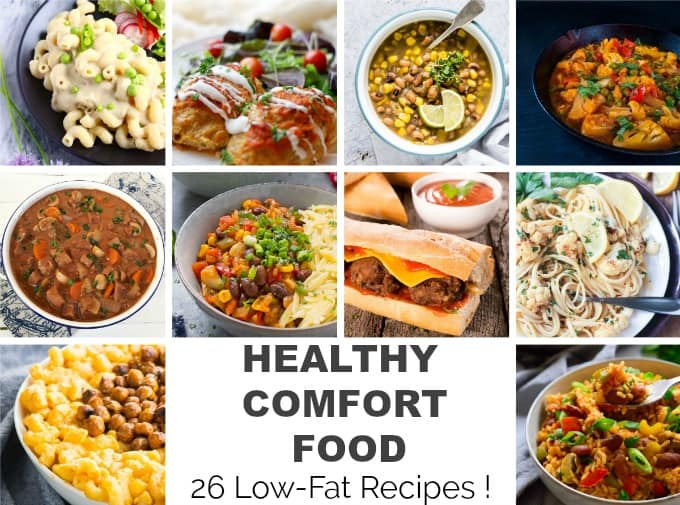 Healthy comfort food low fat with a blast healthy comfort food low fat forumfinder Image collections