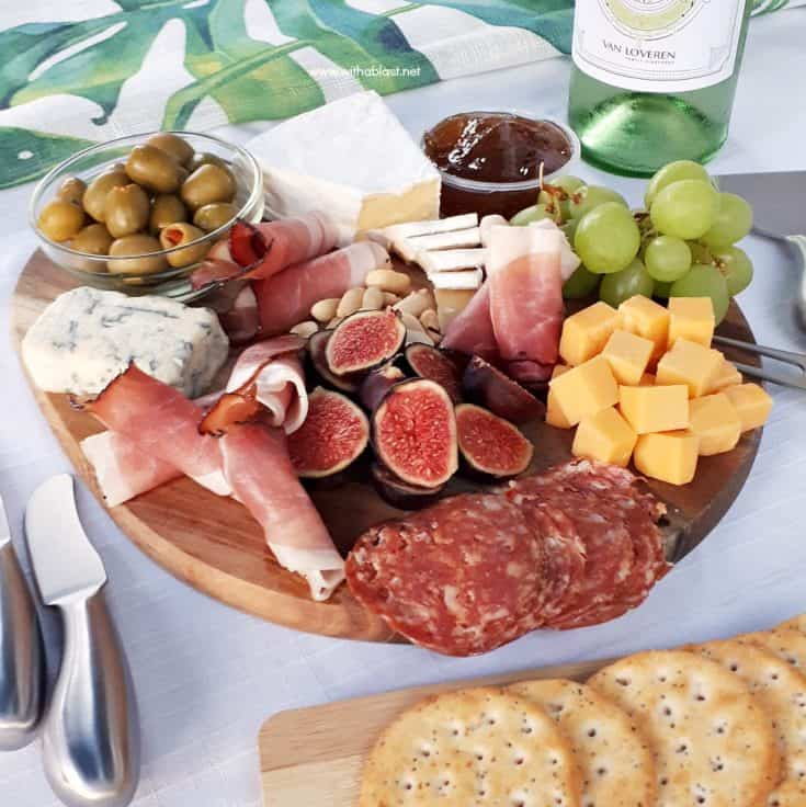 Easy Charcuterie Board To Make Within Minutes