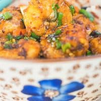 Spicy Szechuan Shrimp Stir-Fry