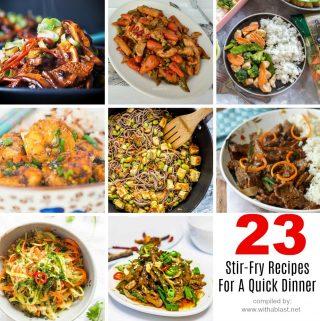 Stir-Fry Recipes For A Quick Dinner