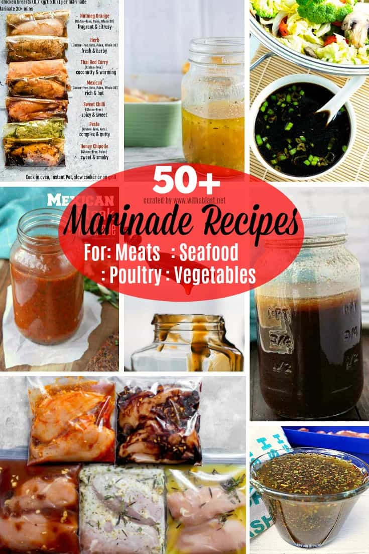 Marinade Recipes