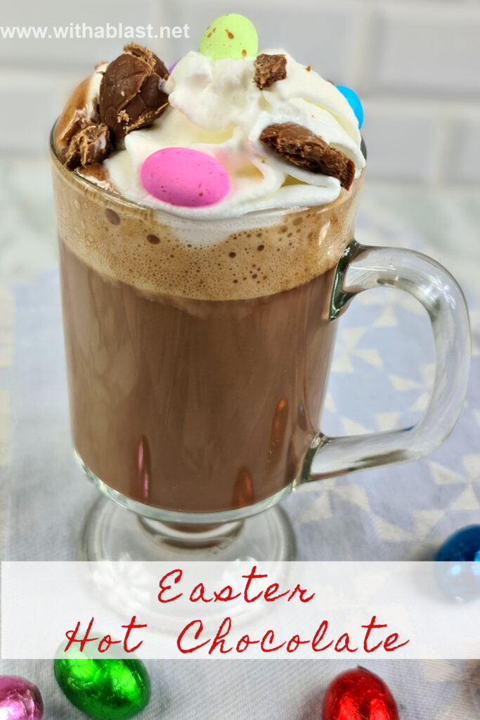 Easter Hot Chocolate