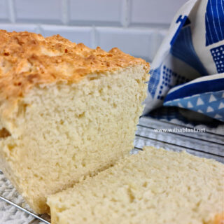 Homemade Buttermilk Bread